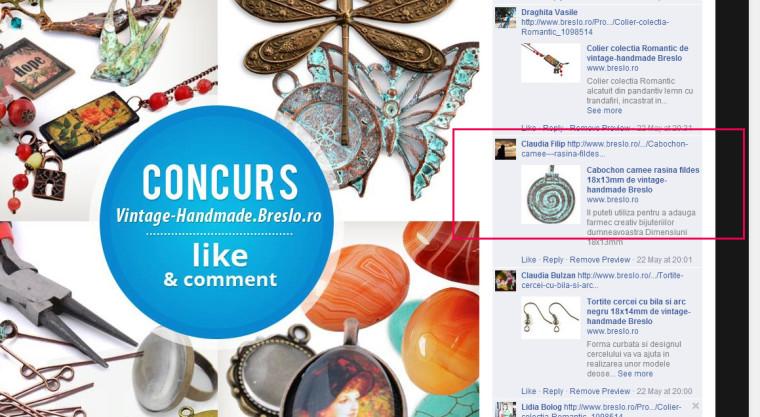 castigator concurs vintage handmade