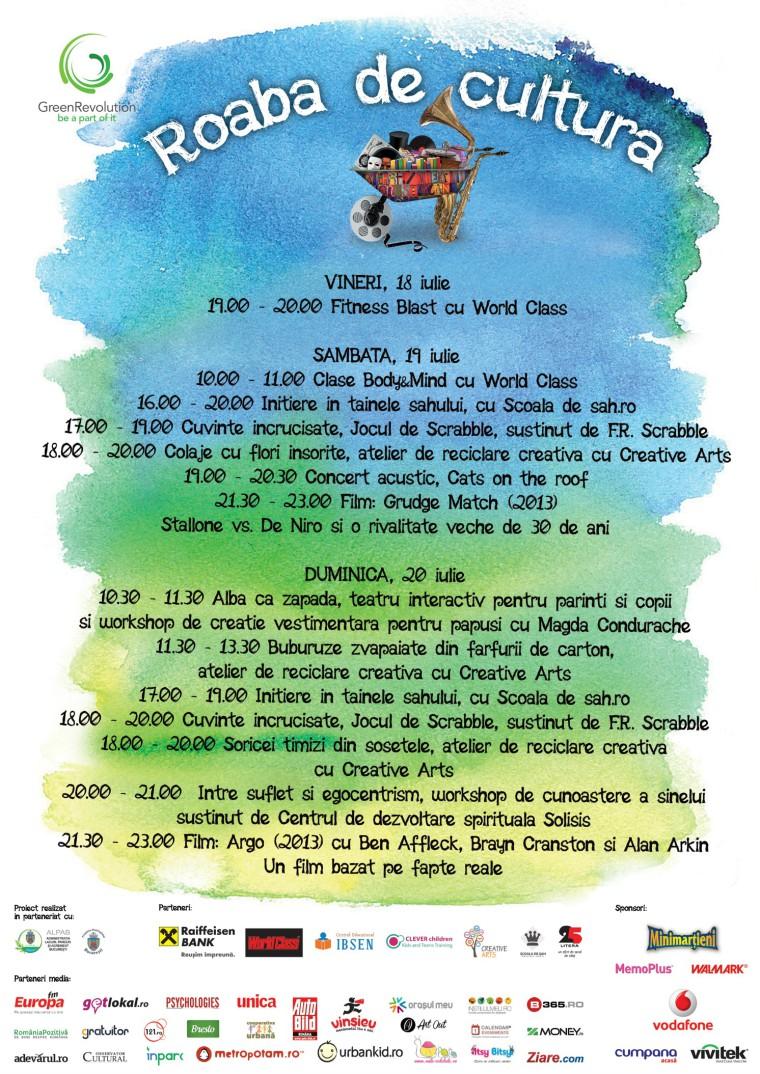 Program RDC 14-20 iulie