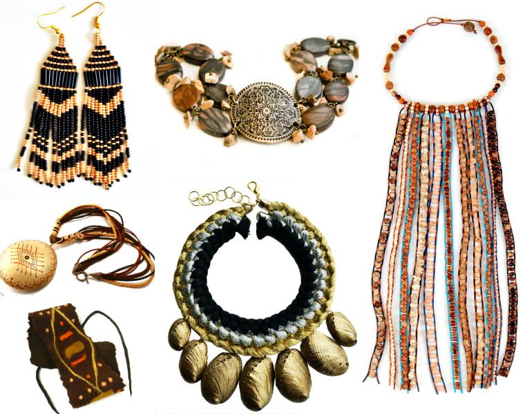 Bijuterii inspiratie tribal