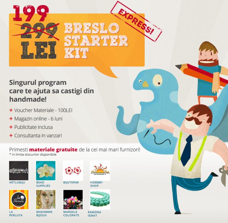 Breslo Starter Kit
