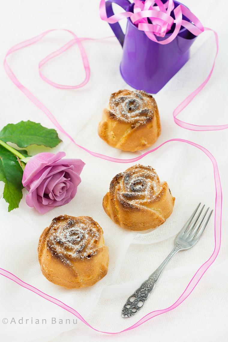 Briose-trandafir