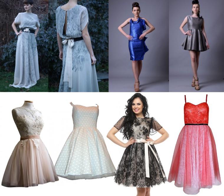 rochii domnisoare