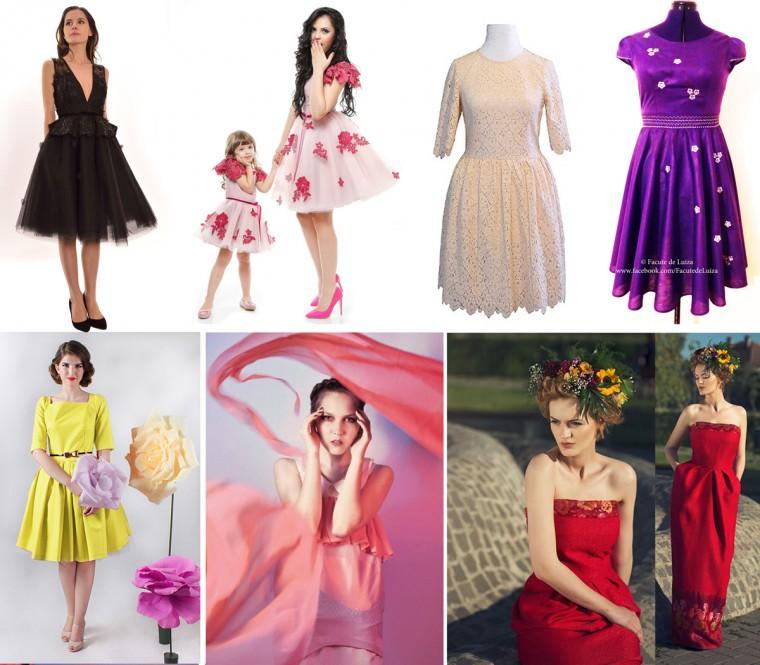 rochii domnisoare1