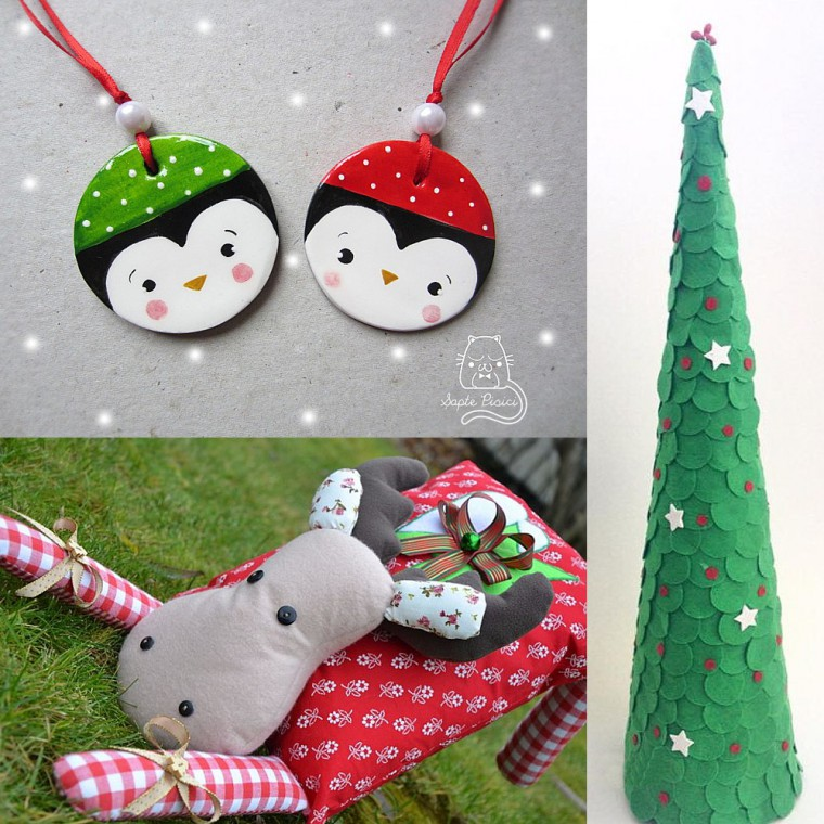 Home decor - christmas decorations 3